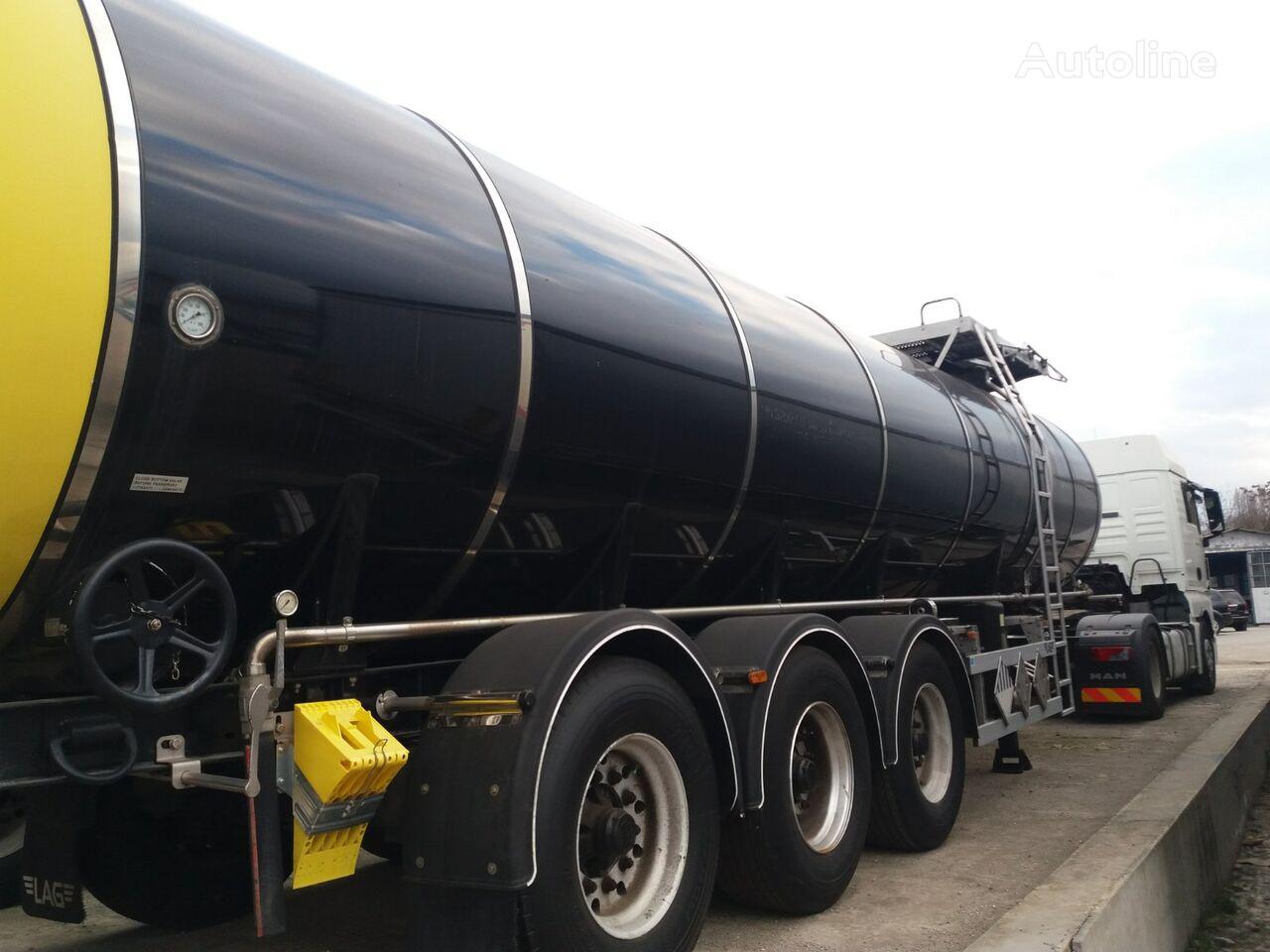 LAG bitumen tank trailer