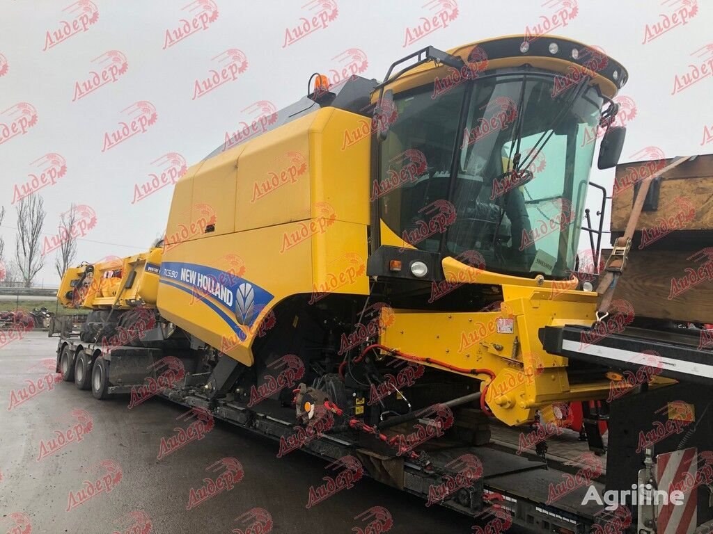 new NEW HOLLAND TC5090 combine-harvester