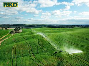 new RKD irrigation machine
