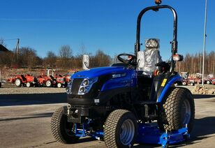 new SOLIS 26 HST lawn tractor