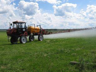 new MTZ МКДС 3000 self-propelled sprayer