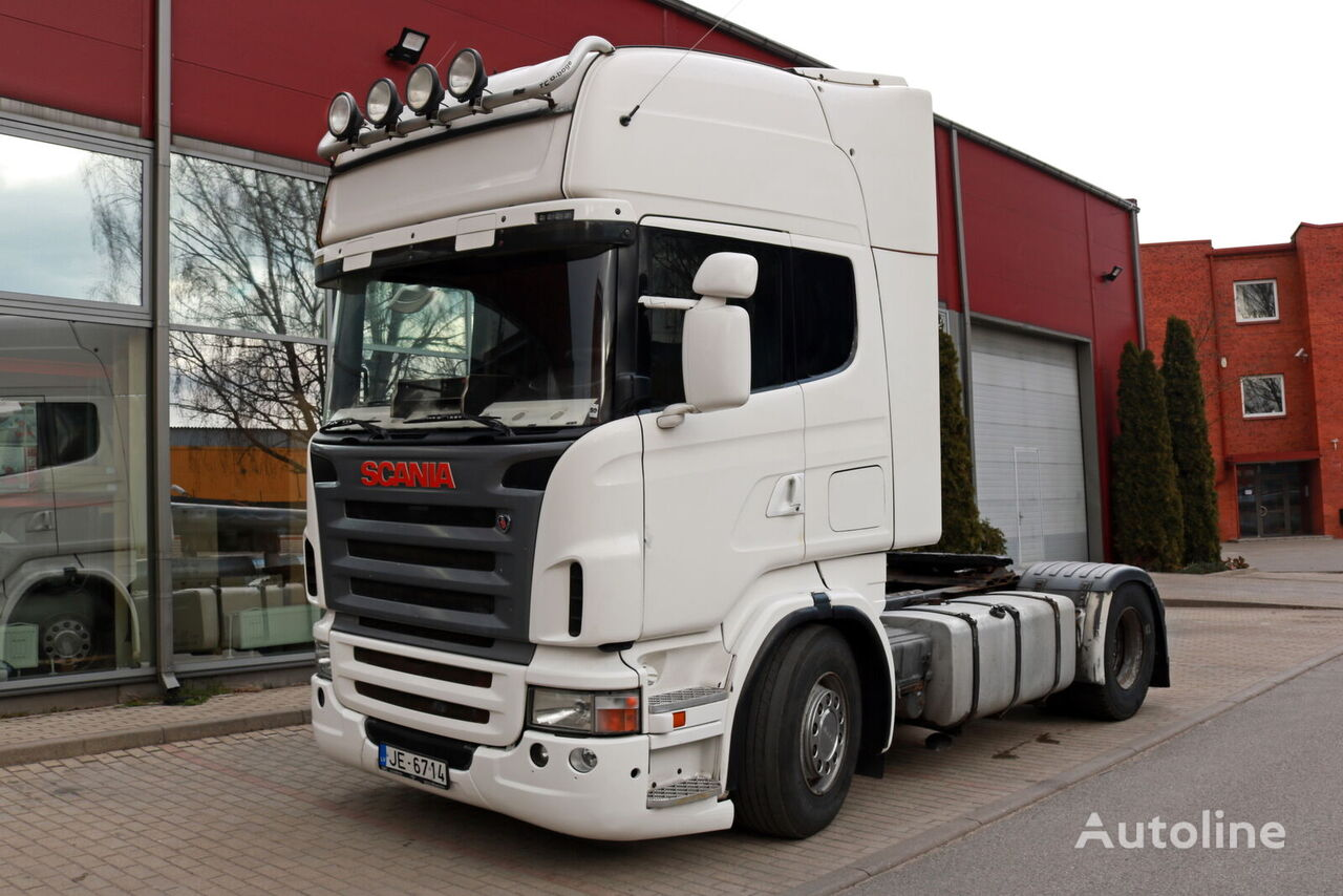 SCANIA R580 tractor unit
