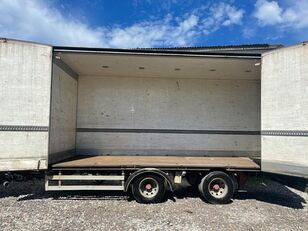 FRUEHAUF NFPH, OPEN SIDE closed box trailer