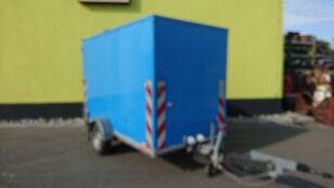 WM Meyer WM S-AZ closed box trailer