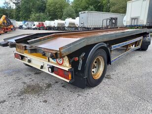 TRAX 2 ASSEN container chassis trailer