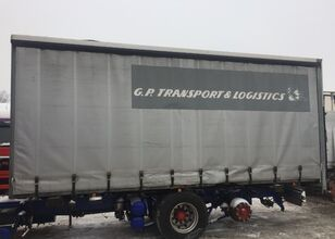 MAN MAN /SCANIA/MB/ VOLVO/ FIRANKA curtain side trailer