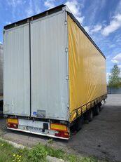 PLANDEX PTL curtain side trailer