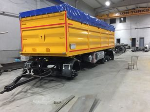 new Konturksan YANA DEVİRMELİ RÖMORK SIDE TİPPER dump trailer