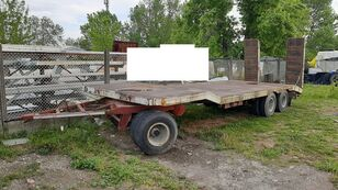 DE ANGELIS DA 320 equipment trailer
