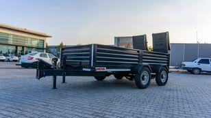 new NOVA TRAILERS FOR FORKLIFT AND BOBCAT TRANSPORT equipment trailer