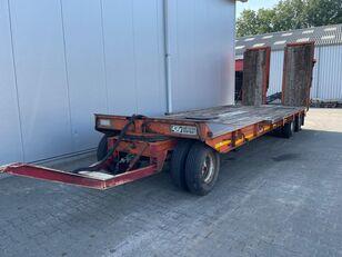 GHEYSEN DIEPLADER flatbed trailer