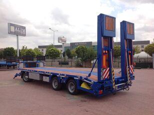 new ALİM DORSE Model Drawbar Remorque Trailer low loader trailer