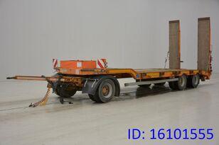 FAYMONVILLE LOW BED TRAILER low loader trailer