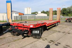 GOLDHOFER TU 4 31/80 low loader trailer