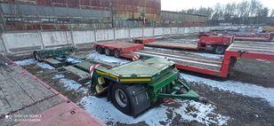 RECKER TIEFLADER low loader trailer