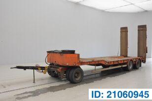 ROBUSTE LOW BED TRAILER low loader trailer