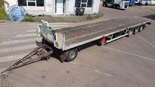 GROENEWEGEN 90CM hoge aanhanger platform trailer