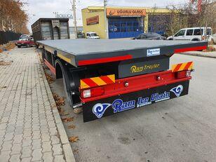 new Ram Treyler PULLING DRAW BAR platform trailer
