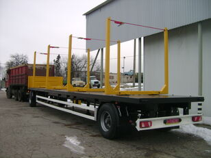 new VARZ ПЛ-1409 timber trailer