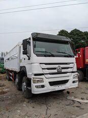 HOWO 336 HP 8x4 Drive Stake Body General Cargo Truck box truck