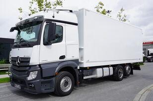 MERCEDES-BENZ Actros 2540 container / 6 x 2 / 18 EP box truck