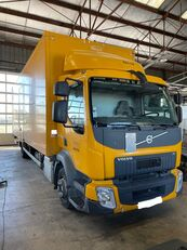 VOLVO FL 240 EURO6  12T FURGON PUERTA ELEVADORA box truck