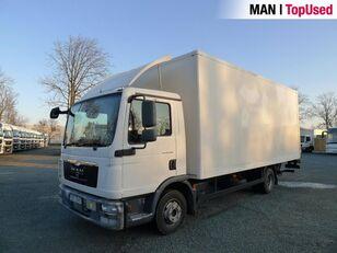 MAN TGL 8.180 4X2 BL box truck