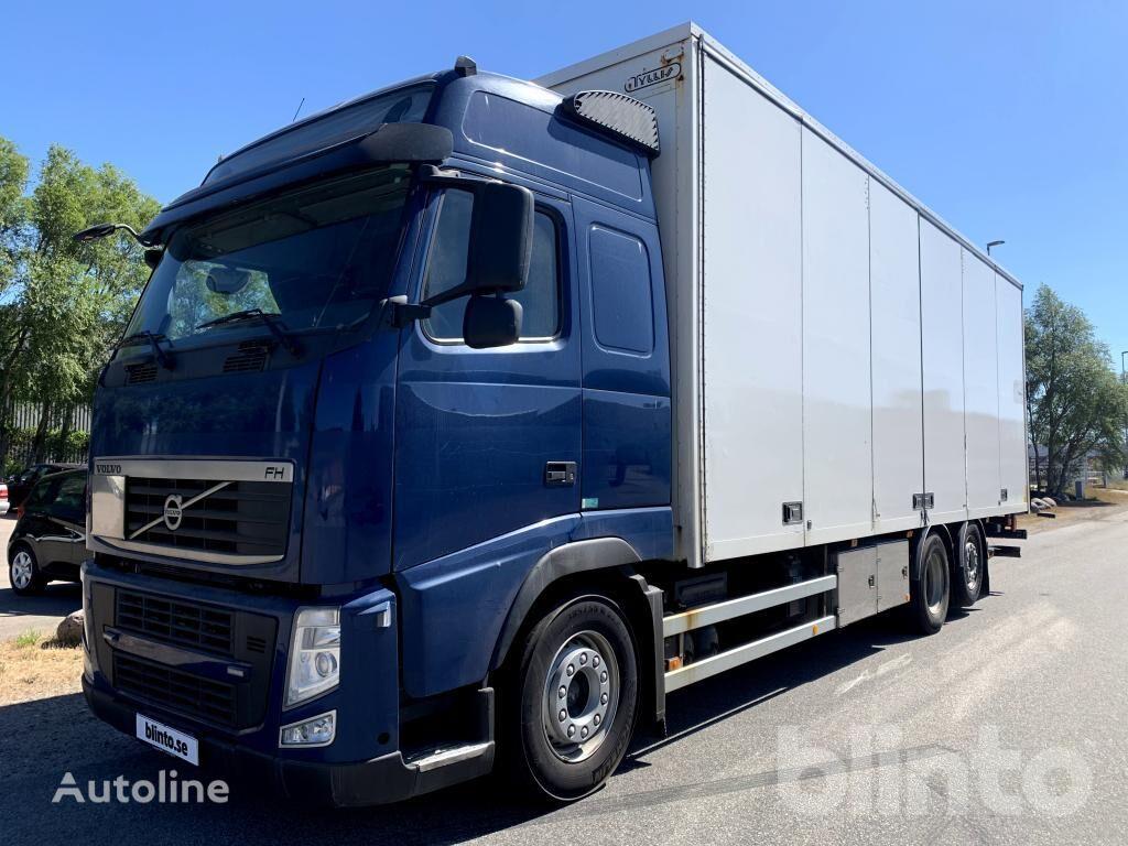 VOLVO FH 6X2 box truck