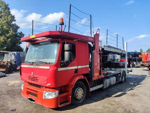 RENAULT Premium 410 DXI Autotransporter ROLFO, Laweta, Lohra car transporter