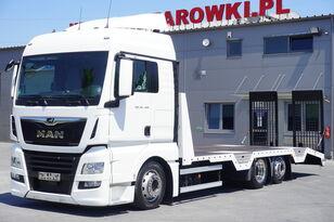 MAN TGX 26.460 XLX , E6 , 6X2 , NEW BODY 7,9m , ramps ,winch , remot car transporter
