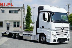 MERCEDES-BENZ Actros 2542 6x2 Járműszállító csörlővel és hidrorámpával car transporter