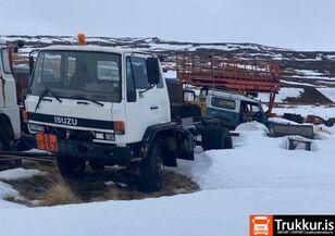 ISUZU NHR chassis truck