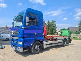 MAN 26  310 manual container chassis