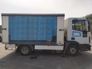 IVECO ML80EL18 BOTELLERO  curtainsider truck