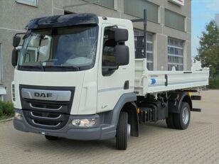 new DAF LF210 7,5t  dump truck