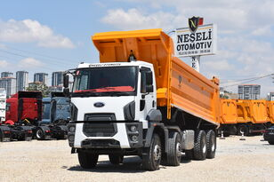 FORD CARGO 2017 MODEL 4142D MANUEL+A/C+NUH HARDOX TIPPER dump truck