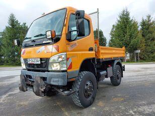 MITSUBISHI PFAU Rexter 4x4  dump truck