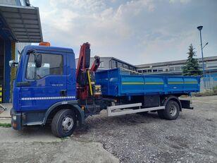 STAR MAN TGL 12.220 dump truck