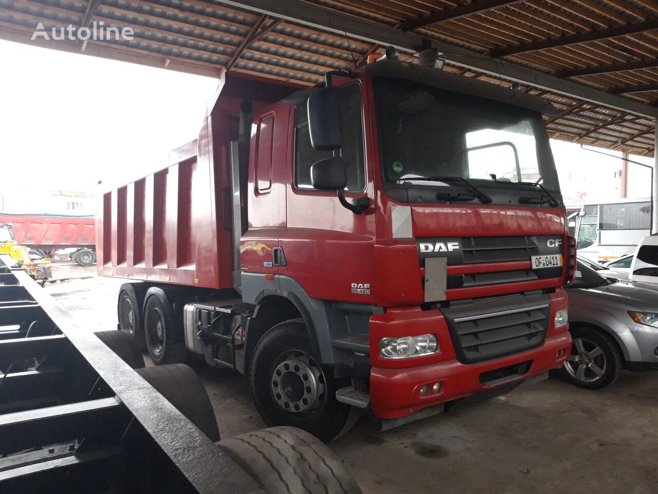 DAF CF 85 460 dump truck
