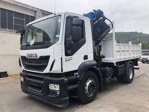 IVECO STRALIS 190S31 dump truck