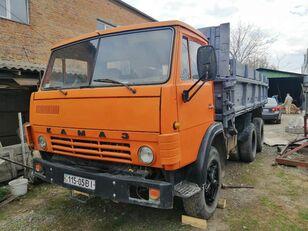 KAMAZ dump truck