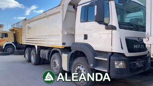 MAN TGS 41.420 dump truck