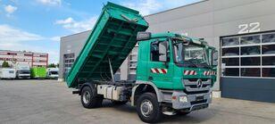 MERCEDES-BENZ Actros 1841 4x4 3 old Billencs dump truck