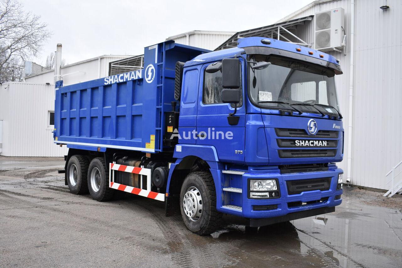 new SHACMAN SHAANXI F3000  dump truck