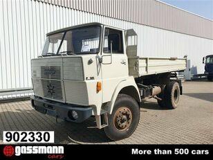 HANOMAG F 161 AK 4x4 F  flatbed truck