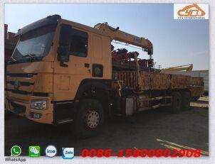 HOWO SQS200 flatbed truck