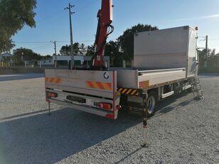RENAULT Midlum 180 flatbed truck