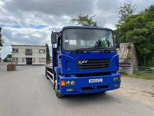 ERF 18 flatbed truck