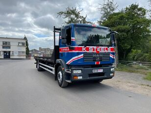 MAN TGM 18.240 flatbed truck