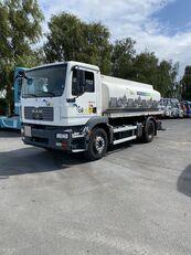 MAN fuel truck